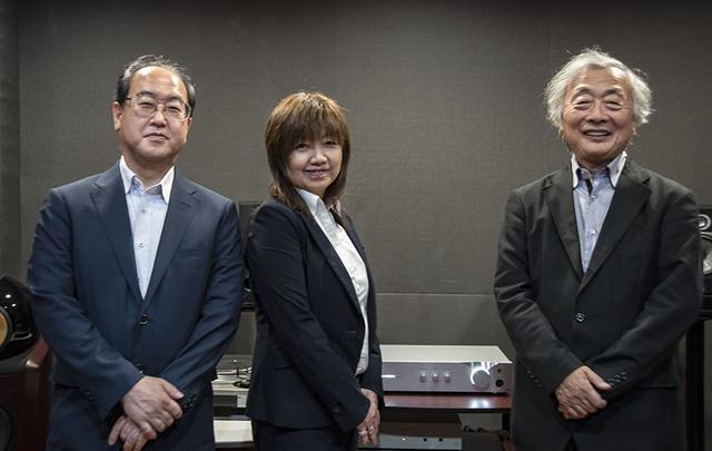 画像: インタビューに対応してくれた、株式会社コルグの遠山雅利さん(左)と永木道子さん(中央)