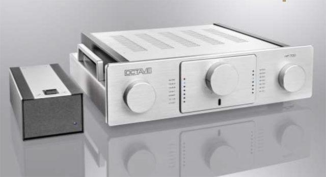 画像: オクターブからモジュール対応の真空管プリアンプ、HP700登場。豊富な追加オプションも魅力 | Stereo Sound ONLINE