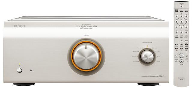 画像: アナログ盤からハイレゾまで、あらゆるメディア再生に配慮したデノンのプリメインアンプ旗艦機PMA-SX1 | Stereo Sound ONLINE
