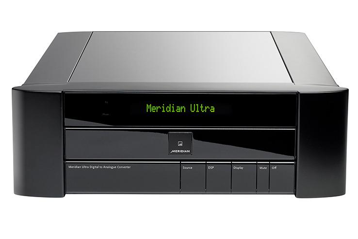 画像: 英国メリディアン、250万円の最上位D/Aコンバーター「ULTRA DAC」を1月下旬発売   Stereo Sound ONLINE