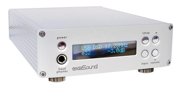 画像: e32 | Product | exaSound Audio Design JAPAN