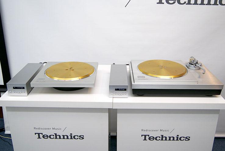 画像: テクニクス、ターンテーブルの高級機「SP-10R」と「SL-1000R」を5月25日に発売。往年の名機SP10の系譜が待望の復活   Stereo Sound ONLINE