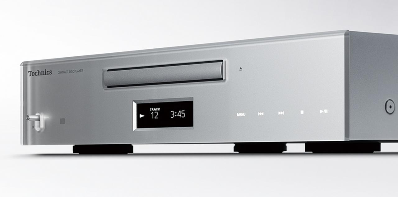 画像: コンパクトディスクプレーヤー SL-C700   Hi-Fi オーディオ - Technics
