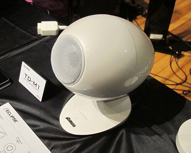 画像: AirPlayからハイレゾまで。イクリプスのTD-M1は、最新技術投入のアクティブ機   Stereo Sound ONLINE