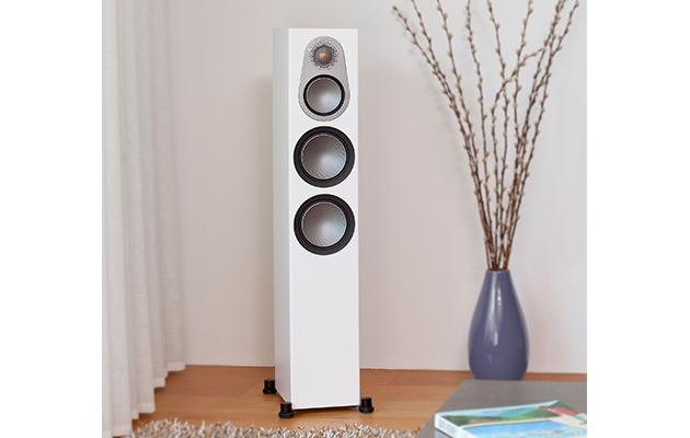 画像: Silver 300   オーディオ製品製造輸入商社 株式会社ナスペックオーディオ Naspec Audio