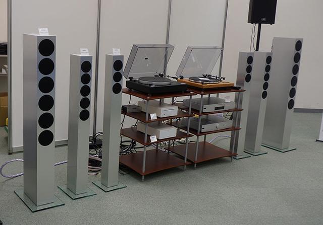 画像: 音展2015見どころ速報(13)201ルームは管球式アンプからスマートなスピーカーまで揃う | Stereo Sound ONLINE