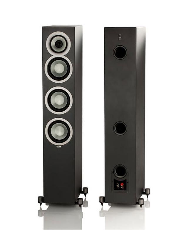 画像: エラックの「Uni-Fi SLIM LINE」は、普及価格帯スピーカー。新開発の同軸ユニットを搭載した3ウェイ | Stereo Sound ONLINE