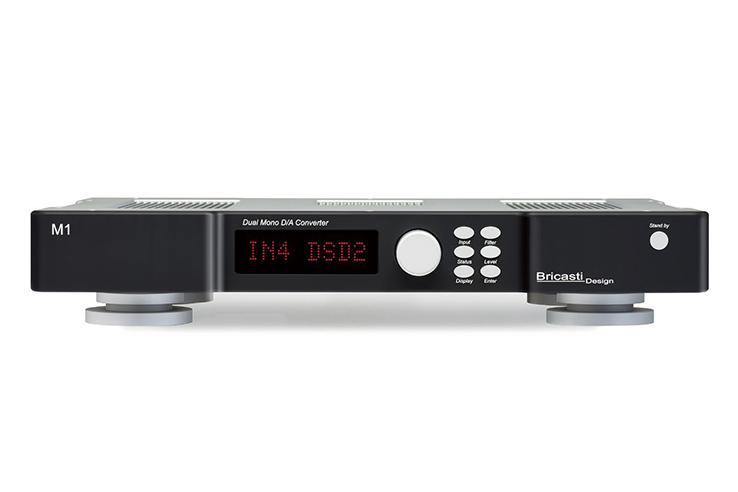 画像: Bricasti Design、D/Aコンバーター「M1 Special Edition mk2」を発売。新たにネットプレーヤー機能を追加   Stereo Sound ONLINE