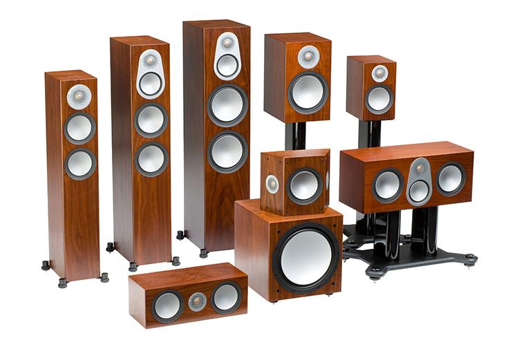 画像: 英国モニターオーディオ、全パーツを新設計した第6世代「Silver」シリーズ登場。9モデル、各6色を一挙に発売   Stereo Sound ONLINE