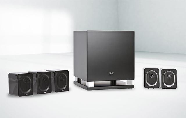 画像: ELAC「CINEMA 30」誕生。BS302&SUB2030で構成する5.1chスピーカーパッケージ | Stereo Sound ONLINE