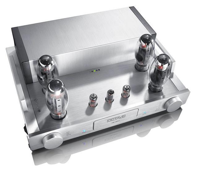 画像: オクターブから、KT150搭載の管球式パワーアンプ「RE320」誕生。 最上級モデル、Jubilee SEのノウハウを継承した | Stereo Sound ONLINE