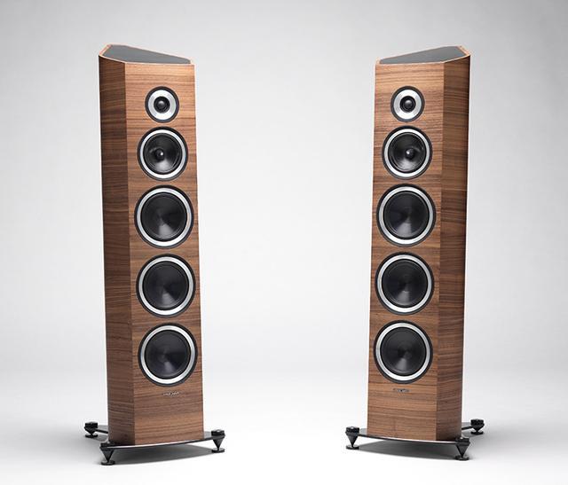 画像: 伊ソナス・ファベールの「ヴェネレ・シグネチャー」。シリーズ最上位のスピーカー誕生 | Stereo Sound ONLINE