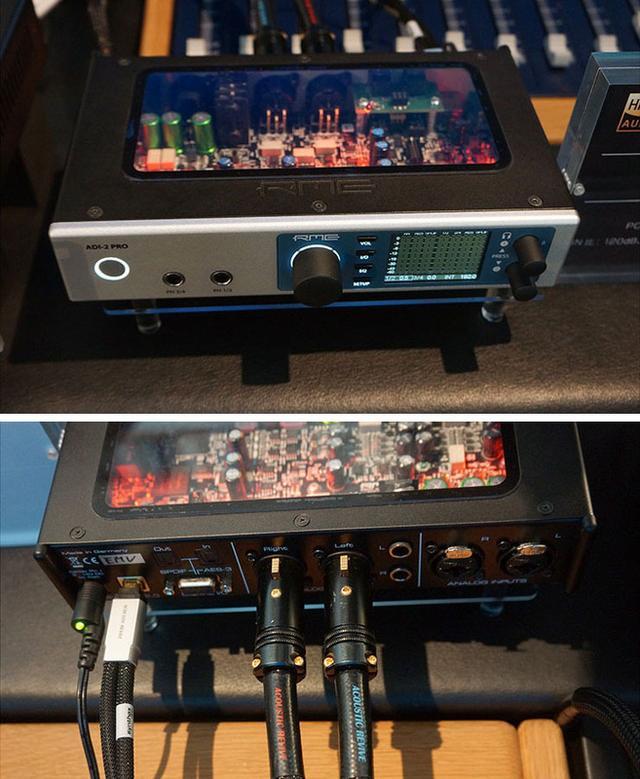 画像: RMEの「ADI-2 Pro」に注目! リニアPCM 768kHz/24ビットとDSD11.2MHzの録音・再生に対応 | Stereo Sound ONLINE