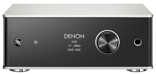 画像: デノンのUSB DAC/ヘッドホンアンプ「DA-310USB」。「300USB」を機能・デザインともブラッシュアップ | Stereo Sound ONLINE