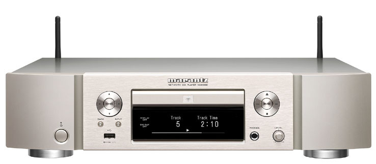 画像: マランツ、8000シリーズのCDプレーヤーとアンプの新製品「ND8006」、「PM8006」、11月下旬に発売 | Stereo Sound ONLINE