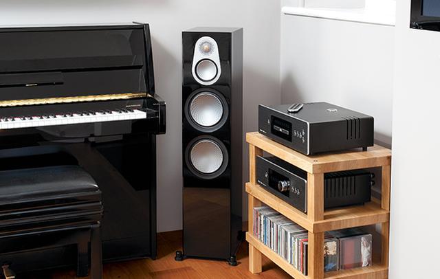 画像: Silver 500 | オーディオ製品製造輸入商社 株式会社ナスペックオーディオ Naspec Audio