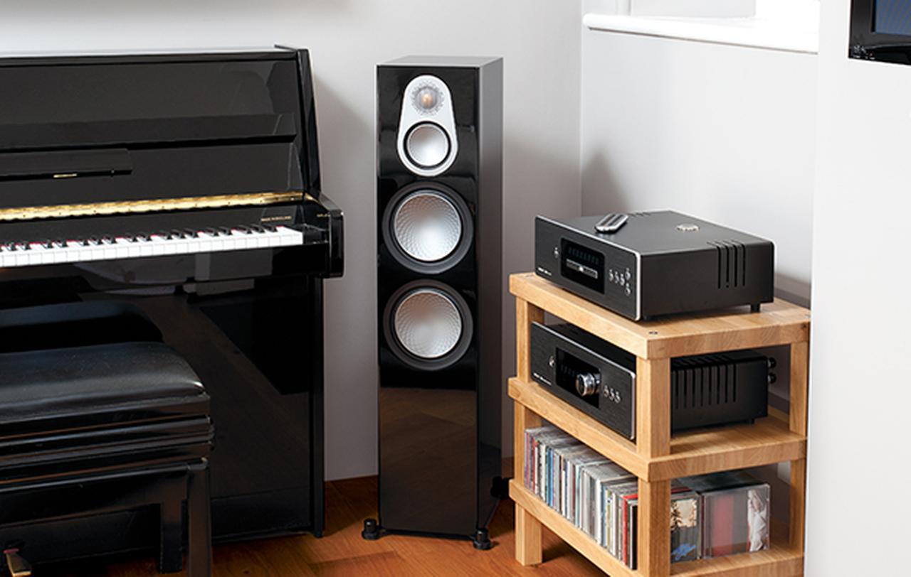 画像: Silver 500   オーディオ製品製造輸入商社 株式会社ナスペックオーディオ Naspec Audio