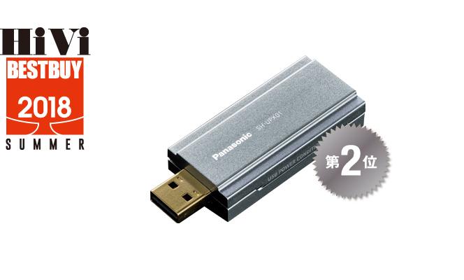 画像: 第2位:USBパワーコンディショナー パナソニック SH-UPX01
