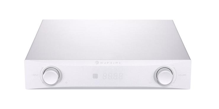 画像: ニュープライム、コンパクトなA+D級プリメイン/USB DAC、IDA-8を発売。DSD11.2対応 | Stereo Sound ONLINE
