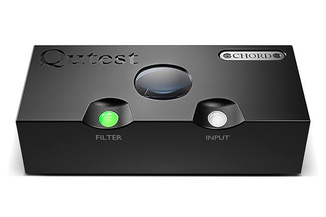 画像: 英国CHORD、D/Aコンバーター「Qutest」を18.5万円で4月下旬発売。S/Nやダイナミックレンジを向上 | Stereo Sound ONLINE