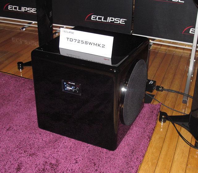 画像: サブウーファーに新星誕生。イクリプスのニューモデル、TD725SWMK2 & TD520SW | Stereo Sound ONLINE