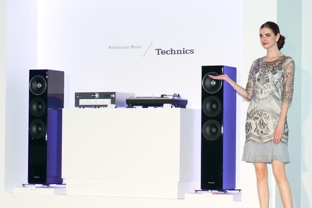 画像: テクニクス、レコードプレーヤー「SL-1200GR」を14万8千円で発売。プリメインとスピーカーも5月登場   Stereo Sound ONLINE
