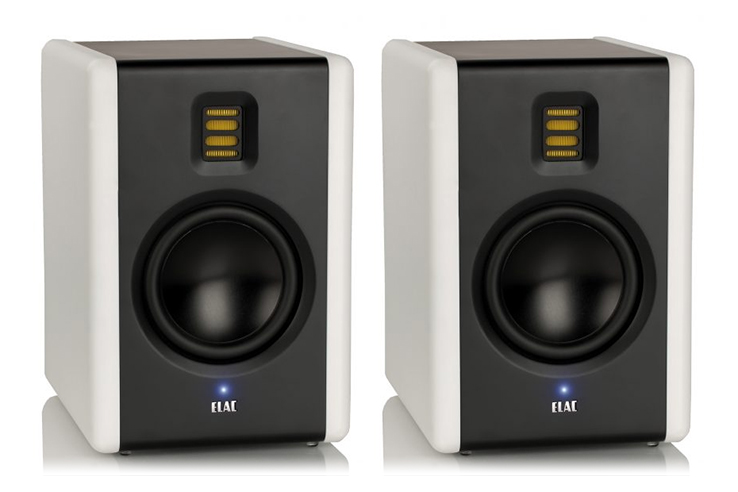 画像: ELAC、JET 5トゥイーター搭載のアクティブスピーカー「AM 200」発売。192kHz/24bitのハイレゾ再生をサポート   Stereo Sound ONLINE