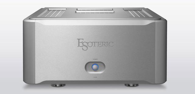 画像: ESOTERIC/エソテリック ステレオパワーアンプ S-03 | ESOTERIC COMPANY/エソテリック株式会社