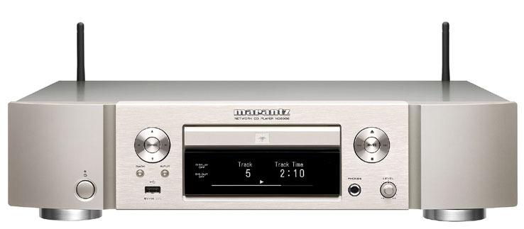 画像: マランツ、8000シリーズのCDプレーヤーとアンプの新製品「ND8006」、「PM8006」、11月下旬に発売   Stereo Sound ONLINE