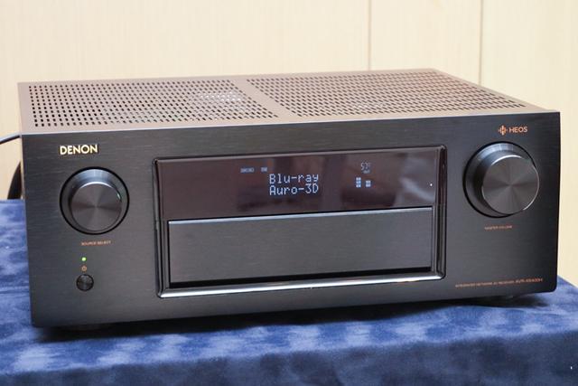 画像: デノン、国内ブランド初のAuro-3Dサラウンド対応AVアンプ「AVR-X6400H」「AVR-X4400H」を発表 | Stereo Sound ONLINE