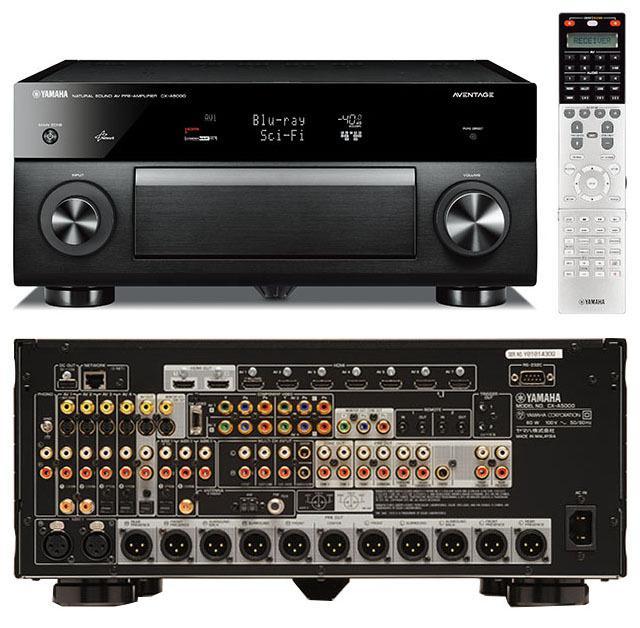 画像: ヤマハから22年ぶりとなるセパレート型AVセンター、CX-A5000&MX-A5000登場 | Stereo Sound ONLINE
