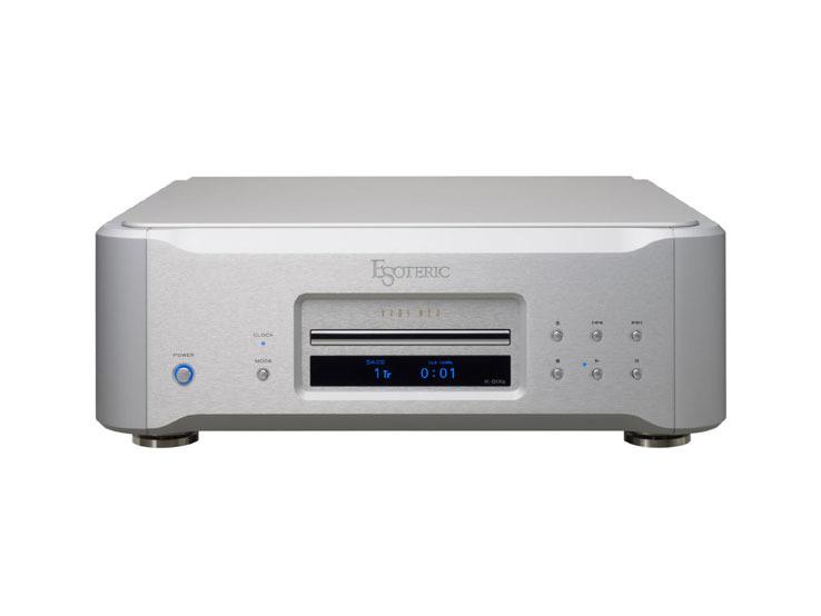 画像: エソテリック、ハイエンドSACDプレーヤー「K-01Xs」、「K-03Xs」を3月上旬に発売。DSD22.5MHzに対応! | Stereo Sound ONLINE