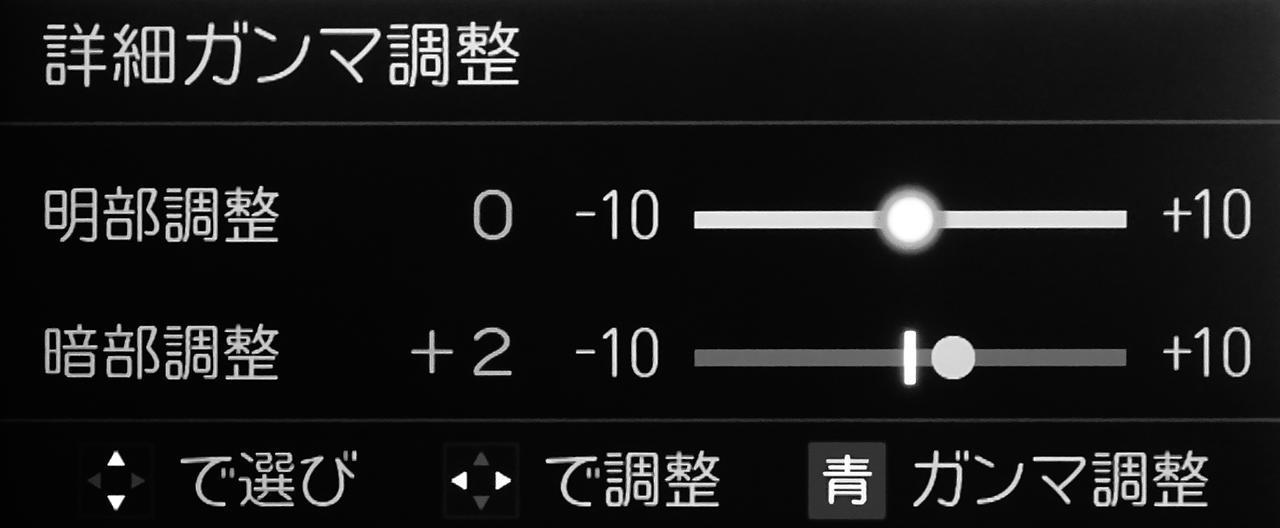 画像: 「HDRコントラスト」でHDR感を高めたあとは黒味を加えたくなるはず。ここは「ガンマ調整」の「暗部調整」でバランスをとりたい。プラスマイナスそれぞれに10段階で調整が可能