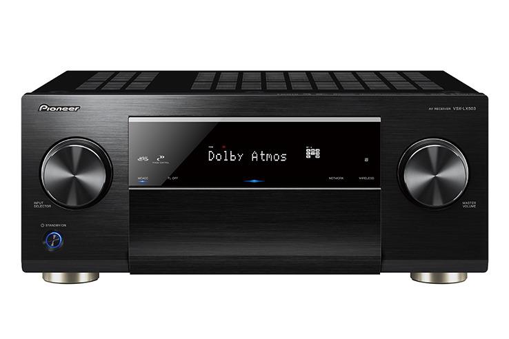 画像: パイオニア、AVアンプ「VSX-LX503」を6月上旬に発売。9chパワーアンプを搭載し5.2.4/7.2.2再生に対応 | Stereo Sound ONLINE