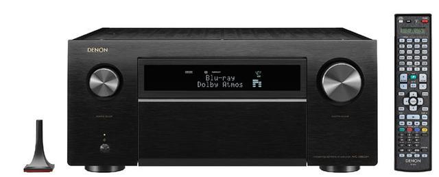 画像: デノンから、一体型AVアンプの最上位モデル「AVC-X8500H」、2月中旬に48万円で発売。13chのパワーアンプを内蔵 | Stereo Sound ONLINE