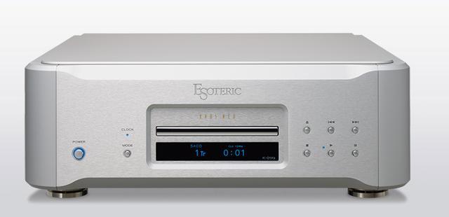 画像: ESOTERIC/エソテリック スーパーオーディオCD/CDプレーヤー K-01Xs | ESOTERIC COMPANY/エソテリック株式会社