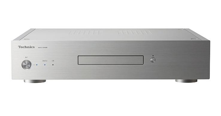 画像: テクニクスから、SSDを搭載し音楽CDのリッピング機能も備えた、ミュージックサーバー「ST-G30」   Stereo Sound ONLINE