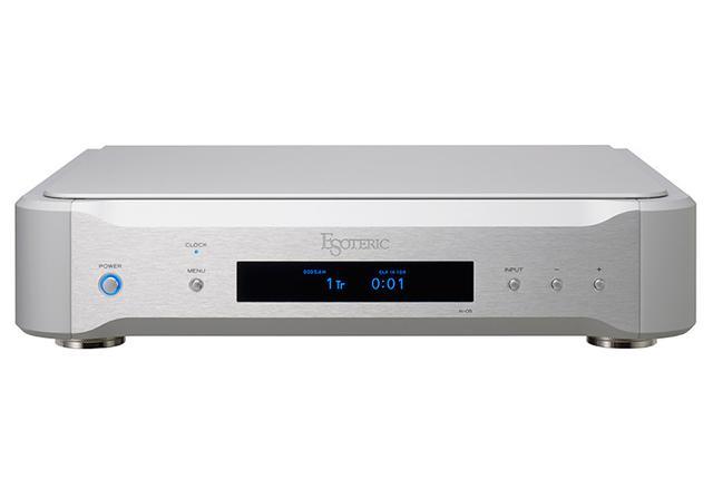 画像: エソテリック「N-05」は、Grandiosoの技術を投入したネットワークプレーヤー | Stereo Sound ONLINE