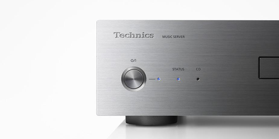 画像: ミュージックサーバー ST-G30   Hi-Fi オーディオ - Technics