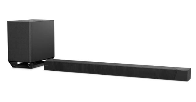 画像: ソニーからドルビーアトモス&DTS:X対応のサウンドバー「HT-ST5000」、11月に登場。リアル7.1.2再生が楽しめる | Stereo Sound ONLINE