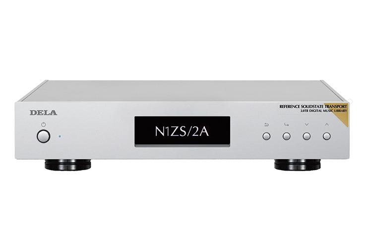 画像: DELA、ミュージックライブラリー最上位機「HA-N1ZS20/2A」を発表。2TB SSD×1基構成で748,000円   Stereo Sound ONLINE