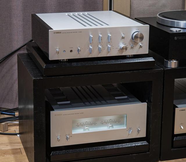 画像1: いい音のために、ヤマハはここまでこだわっていたのか(1) HiFiフラッグシップアンプ「C-5000+M-5000」に込められた、「True Sound」を実現するための想いとは