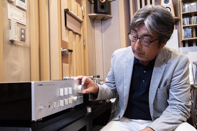 画像2: いい音のために、ヤマハはここまでこだわっていたのか(1) HiFiフラッグシップアンプ「C-5000+M-5000」に込められた、「True Sound」を実現するための想いとは