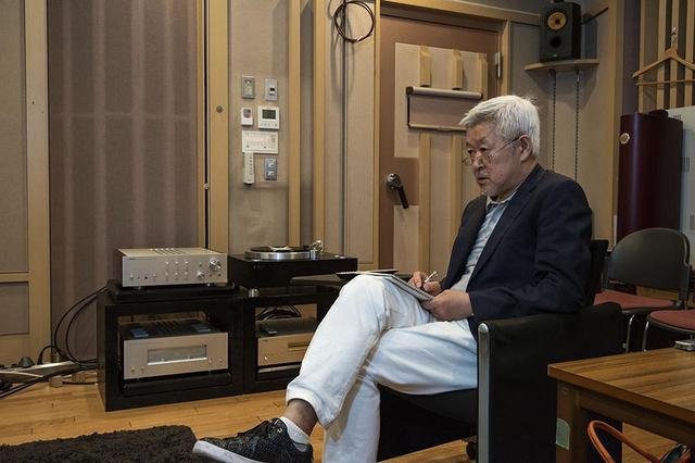 画像2: すべての音楽ファンに、このアナログサウンドを聴いて欲しい! ヤマハ26年ぶりのフラッグシップレコードプレーヤー「GT-5000」の、スピード感とS/Nの高さに驚いた