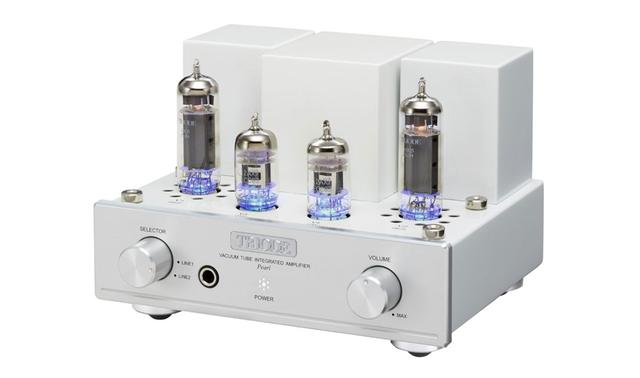 画像: ▲白い真空管アンプ「Pearl」、12月発売で¥80,000