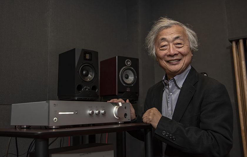 """画像: """"とてもわくわくするオーディオ機器が、出た"""" 11.2MHzで聴いて、録れる。現代の万能デジタルデバイス、コルグ「Nu I」の魅力に大接近(後)"""