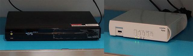 画像: GガイドHTMLを採用したケーブルテレビのSTB