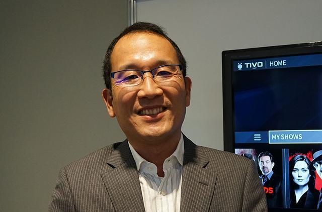 画像: 新機能を解説してくれたTiVo株式会社 プロダクトマネージメントダイレクターの勅使河原 智さん