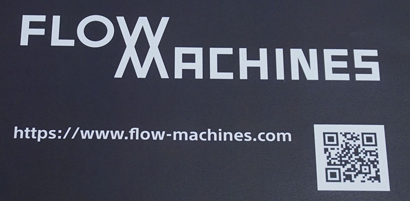 画像: こちらのサイトにアクセスすると、Flow Machines Composerの紹介ページをチェックできます