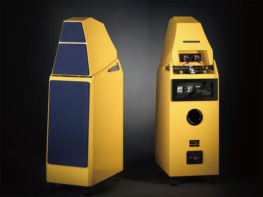 画像: Wilson Audioを代表する人気スピーカーの最新モデル「SASHA DAW」がインターナショナルオーディオショウでお披露目! 30年近い人気を持つシリーズの音をぜひ貴方の耳で